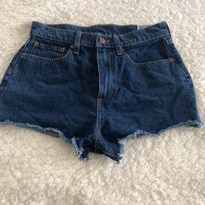 shorts from pink!